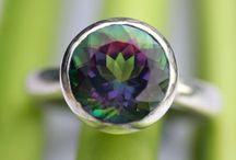 šperky a drahé kamení