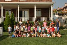 2014 Yaz Okulu (3-6 yaş) 2. Dönem