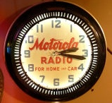 Clocks and Thermometers and Such with Advertising Logo's / by Spencer Sholly RT(R)(ARRT)