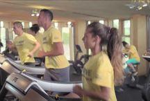 Let's move for a better world / #technogym #letsmoveforabetterworld #lucca #fitness #piscina #workout