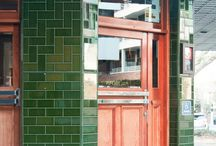 Olde English Tiles I Commercial / Pubs and bars, restaurants and shopping centers.
