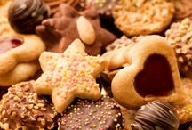 comidas / imagenes de comidas: galletas, arroz, carne, pez...