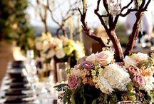 wedding tables deco