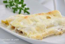 Recetas Pasta