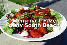 Faza 1 diety South Beach