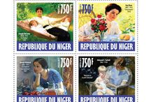 New Stamps issues | No.330 / NIGER 30 09 2013 - Code: NIG13601a-NIG13612b