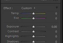 Editing/Lightroom Tips