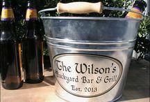 POOL. DECK. PATIO. BOAT!! / Backyard. Beer. Boats. Patios. Decks.. Great gifts for a backyard BBQ!