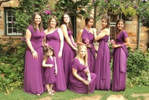 The Latest Trend in Bridesmaid's Dresses!