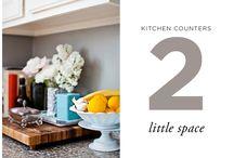 Style the kitchen