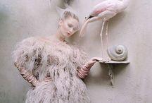 Editorial Fashion Inspiration  / Fashion