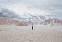 Nadav Kander - Landscape / London-based photographer