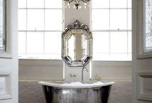 Beautiful bathrooms  / by Alison McHugh