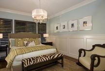 Decor: Bedrooms / by Genifer Pohrman
