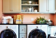 Laundry Room Scouting / by Rae McConville