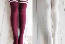 calcetas y calcetines