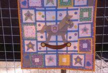 Ingrid's crea / Quilts