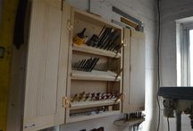 Setting Up a Woodworking Shop