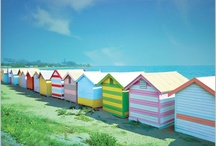 Beach Hut inspiration