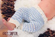 Clothing/Accessory Crochet Patterns / by Kristi Simpson Designs
