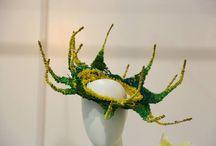 INSPIRASJON - Blomsterhatter