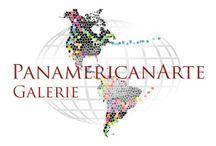 PanAmericanArte / Kunstprojekt mit Künstlern entlang der Panamericana von Alaska bis Feuerland Art project along the Panamericana Highway from Alaska to Tierra del Fuego Projecto del arte a lo de la Panamericana desde Alaska a Tierra del Fuego