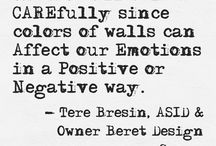 Interior Design and Home Decor Tips by Tere Bresin, ASID  / Get Great Home Decor and Design Tips from Tere Bresin, Founder of Beret Design Group: http://www.beretdesigngroup.com/ #Interior Design #Interior Designer #Interior Decorating #Home Decor