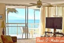 Hawaii aren't you here? / Tropical paradise and where to stay while you're there! / by Rent-O-Matic!