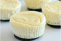 Cheesecakes oreo