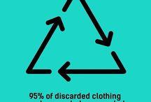 Moda sustentável / Sobre como consumir moda de maneira sustentável e consciente.
