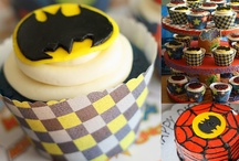 Ideas for Teo & Nani's bday party
