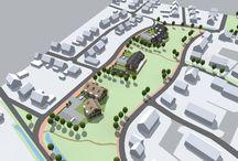 Stedenbouw Studio SBA / Ook voor een doordacht stedenbouwkundig plan kunt u bij Studio SBA terecht. Wij hebben hiervoor alle kennis in huis.