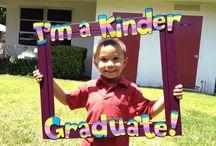 kinder graduation ideas