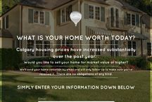 Calgary Homes / How much is your Calgary home worth today?