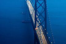 Landmarks/bridges