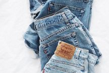 Denim || Obsession / All things denim, from jeans to tops, to everything else that should be in your closet.