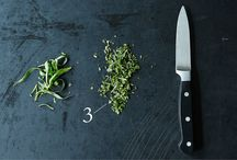 EAT | Herbs & Seasonings / by Jamie Gentry