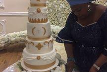 Wedding Cake Extravaganza by VivOla Cakes