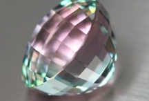 Minerals, Gems, Crystals / by Rachel Robare