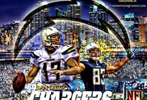 San Diego Chargers / Use this Exclusive Coupon Code: PINFIVE to Receive an Additional 5% off all San Diego Chargers Merchandise at SportsFansPlus.com