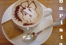 The Art of Coffee / Creative artwork in a cup / by Debbie Beukelman