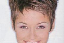 Rina short hair