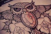 tatoo / Inspiração pra tatoagem
