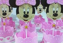 Cumpleaños de Minnie / Cumpleaño Infantil de Minnie