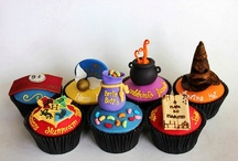Harry Potter treats / by Maristela Lamberti
