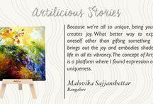 Artilicious Stories