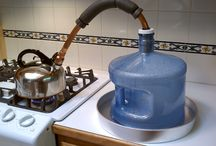 pasteurizar água