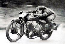 Motorcycles: Vintage Photos