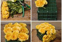 Букет з квітів / by Natalie Natalie