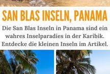 REISEZIELE Südamerika | Panama / Viele Panama Tipps, Panama Reiseberichte und Panama Empfehlungen für die schönsten Städte und Panama Orte.